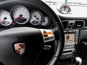 25K-Mile 2007 Porsche 997 Turbo Launch Edition 6-Speed