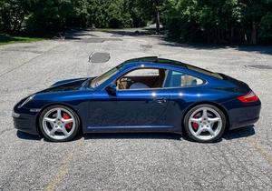 DT: 2007 Porsche 997 Carrera S Coupe