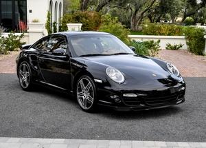21K-Mile 2007 Porsche 997 Turbo 6-Speed
