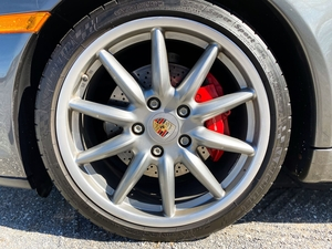 2007 Porsche 997 Carrera S Cabriolet 6-Speed