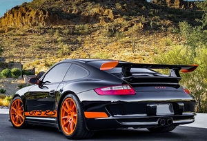 DT: 2007 Porsche 997 GT3 RS 6-Speed