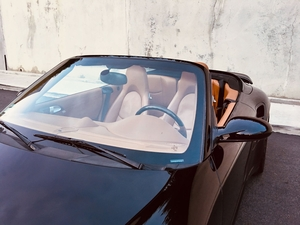 2008 Porsche 997 Turbo Cabriolet Tiptronic S