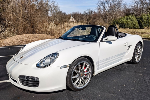 #137  2008 Porsche Boxster S 6-Speed Design Edition 2