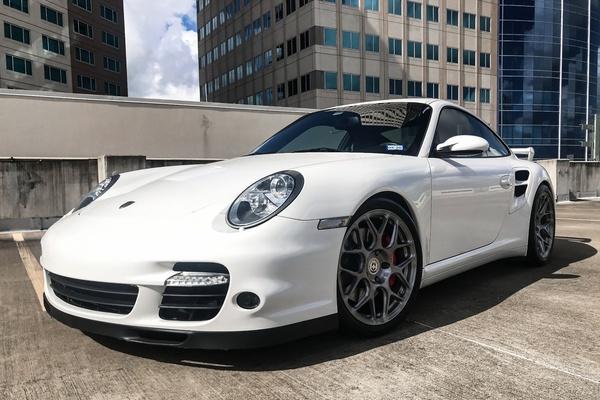 2009 Porsche 997.1 Turbo 6-Speed EVOMS EVT775