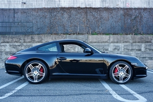 2010 Porsche 997.2 Carrera 4S 6-Speed