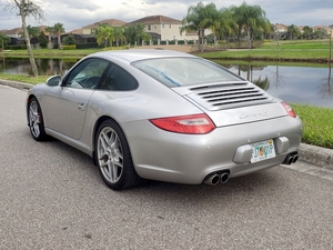 27k-Mile 2010 Porsche 997.2 Carrera S Coupe