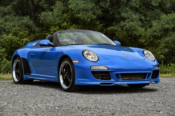 3K-Mile 2011 Porsche 997.2 Speedster #322