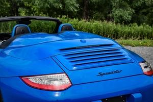 DT: 3K-Mile 2011 Porsche 997.2 Speedster #322