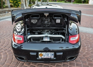 DT: 2011 Porsche 997.2 Turbo S PTS Slate Grey