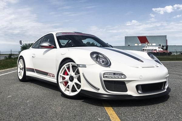 2011 Porsche GT3 RS 4.0 #508/600