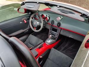 2011 Porsche 987 Boxster Spyder