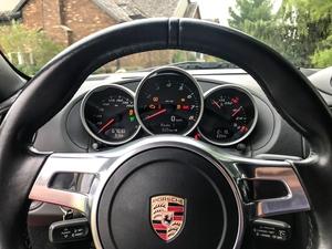 2012 Porsche 987.2 Cayman R 6-Speed