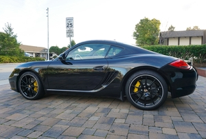 DT: 2012 Porsche 987 Cayman S Black Edition 6-Speed