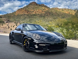 DT: 2012 Porsche 997.2 Turbo S Coupe
