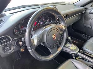 2012 Porsche 997.2 Carrera Cabriolet Black Edition