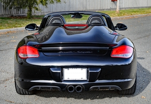 17K-Mile 2012 Porsche Boxster Spyder 6-Speed