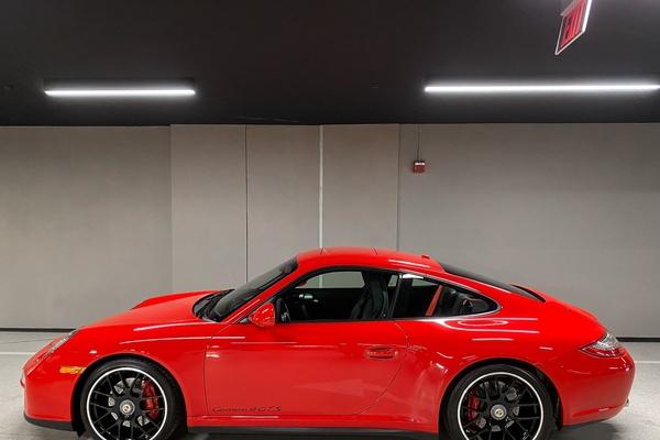 5K-Mile 2012 Porsche 997.2 Carrera 4 GTS 6-Speed