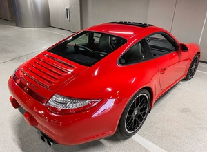 DT: 5K-Mile 2012 Porsche 997.2 Carrera 4 GTS 6-Speed