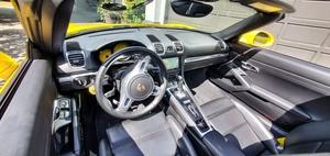 DT: 18K-Mile 2014 Porsche 981 Boxster