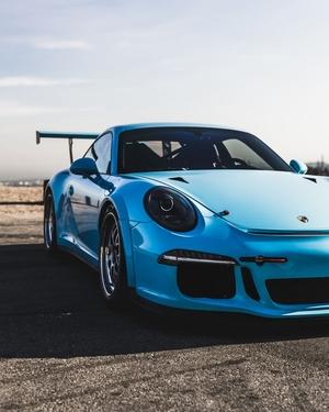 2014 Porsche 911 GT3 Cup Car Street Build