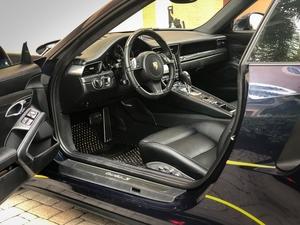 2014 Porsche 991 Turbo S Coupe