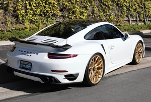 DT: 700+ HP 2015 Porsche 991 Turbo S Coupe