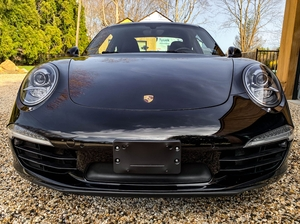 DT: 2015 Porsche 991 Carrera Coupe 7-Speed