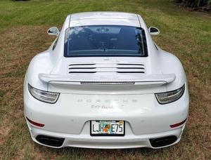 DT: 2015 Porsche 991 Turbo S Coupe