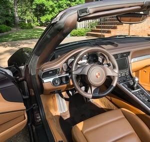 2016 Porsche 991 Carrera S Cabriolet 7-Speed