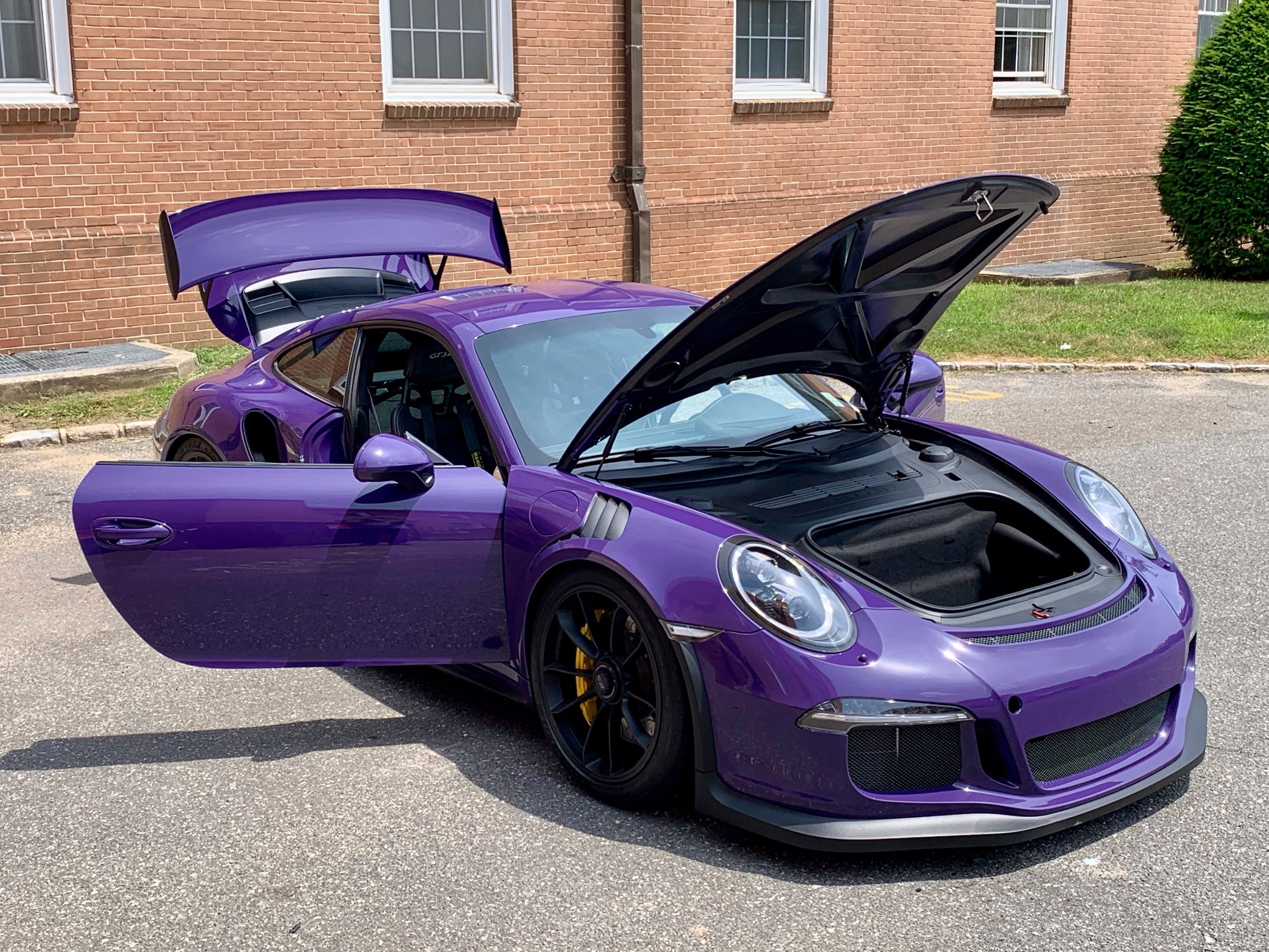DEAL TANK: Ultraviolet 2016 Porsche 991 GT3 RS