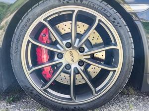 2016 Porsche 981 Cayman GT4