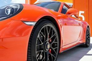 2016 Porsche 991 Carrera GTS Lava Orange