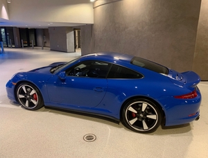 175-Mile 2016 Porsche Carrera Club Coupe