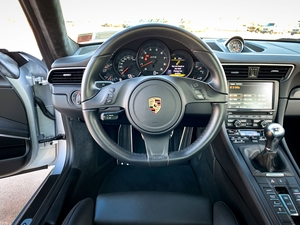 9K-Mile 2016 Porsche 991 GTS Coupe 7-Speed