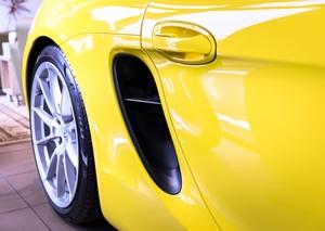 2016 Porsche 981 Boxster Spyder 6-Speed