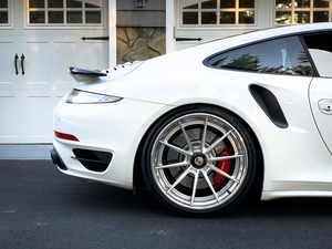 2016 Porsche 991 Turbo Coupe