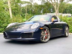 2017 Porsche 991.2 Targa 4S 7-Speed Manual