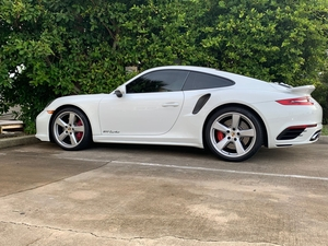 2018 Porsche 991.2 Turbo Coupe PDK