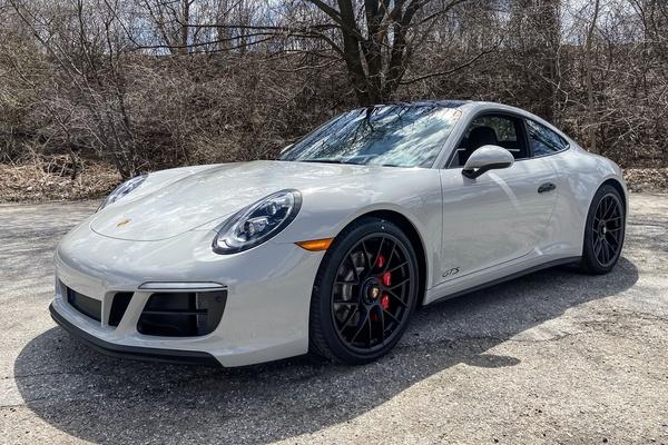 2019 Porsche 991.2 Carrera 4 GTS