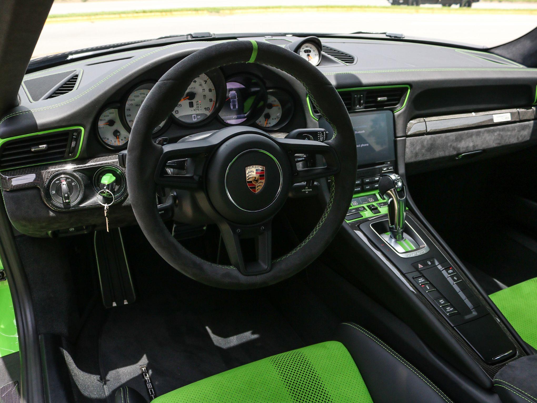 2019 Porsche 911 Gt3 Rs Weissach Pcarmarket