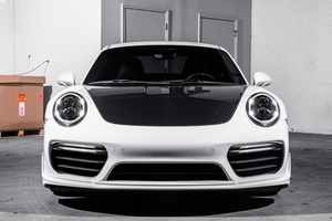 2019 Porsche 991.2 Turbo S Aerokit Coupe