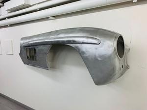 DT: Mercedes-Benz 300SL Fender Art