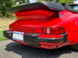 1985 Porsche 911 M491 Carrera Cabriolet