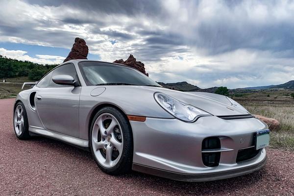 15K-Mile 2002 Porsche 996 GT2