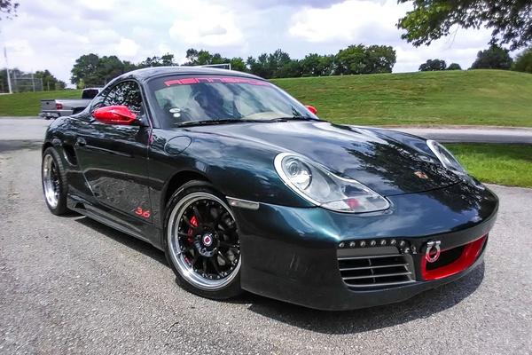 """""""No Reserve"""" 2004 Porsche Boxster 3.6L Racecar"""
