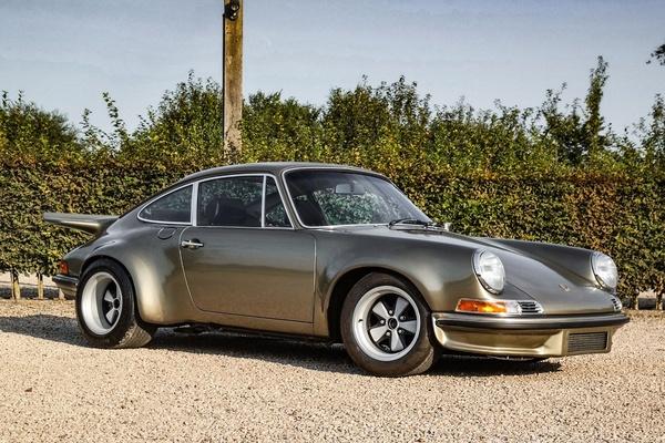 John Paul Sr. Owned 1972 Porsche 911S Outlaw PTS