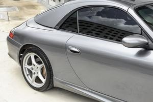 2003 Porsche 996 Carrera 4 Cabriolet 6-Speed