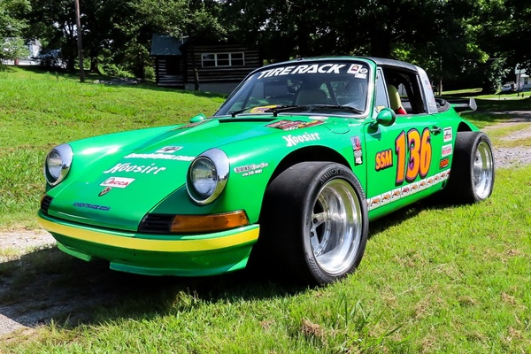 1973 Porsche 911T Targa Track Car 3.3L Turbo