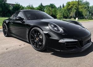 2016 Porsche 991 Carrera Black Edition 7-Speed