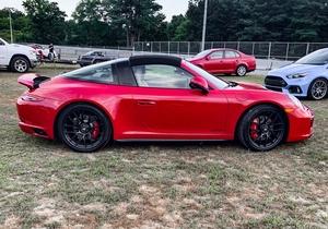 One-Owner 2017 Porsche 991 Targa 4 GTS